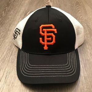 San Francisco Giants Adjustable Trucker Hat OSFA
